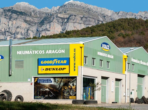 Neumáticos Aragón