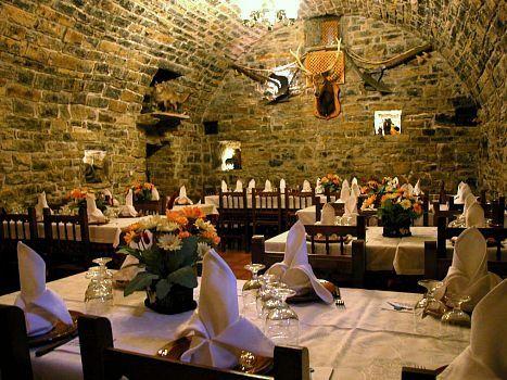 Restaurante las Bodegas de Clavería