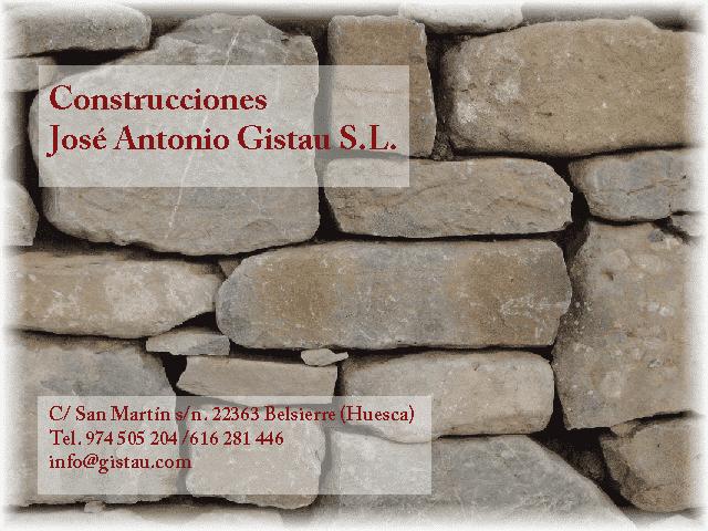 Construcciones J.A. Gistau