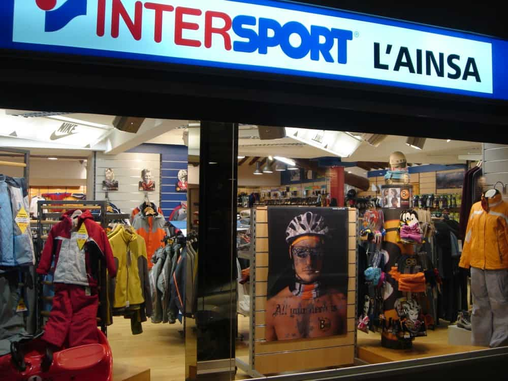 Intersport L'Ainsa