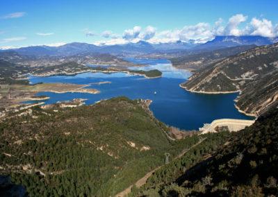 Pueblos ahogados - recorrido por los pueblos que lindan los Pantanos de Mediano y del Grado