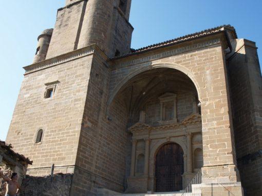 Eglise de Santa Eulalia - Olsón