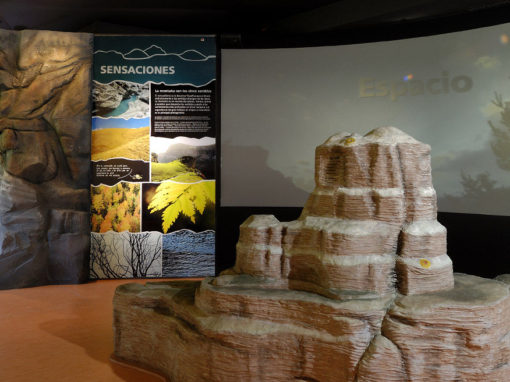 The Ordesa y Monte Perdido National Park visitor's centres