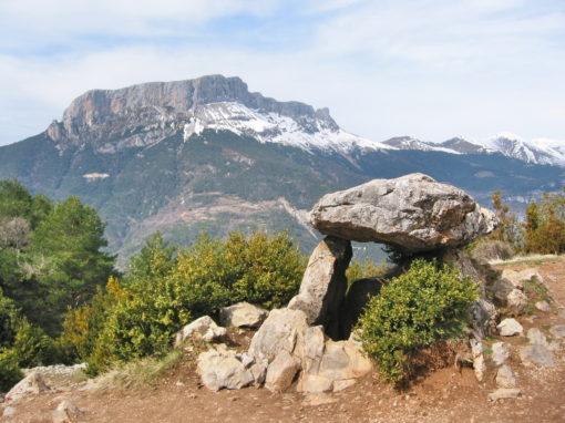 Dolmens du Sobrarbe : Tella et Biello Sobrarbe