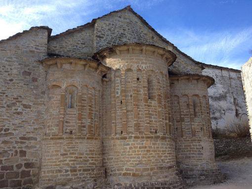 Eglise de San martin- Santa Maria de Buil
